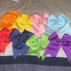 Hair bows for girls, never used